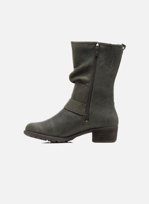 Bottines et boots Hush Puppies Emelee overton Vert vue face