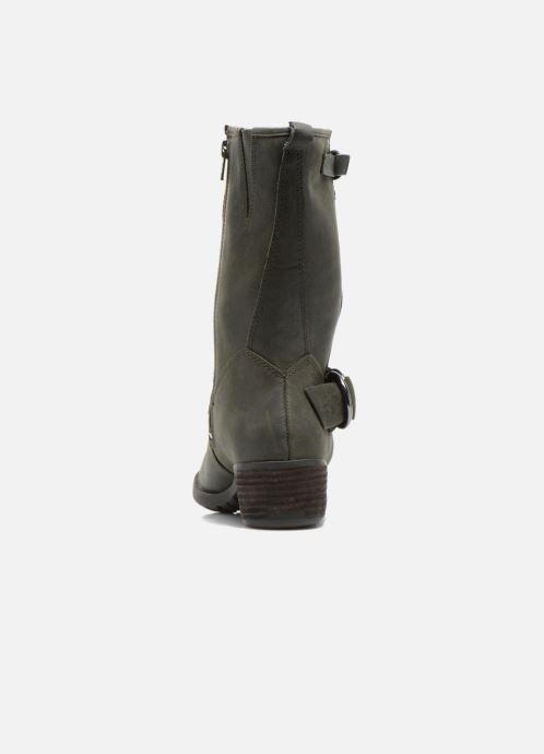 Bottines et boots Hush Puppies Emelee overton Vert vue droite