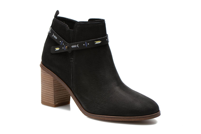 Bottines et boots Schmoove Woman Trust Link Boots Noir vue détail/paire