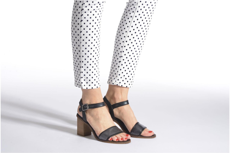 Sandales et nu-pieds Schmoove Woman Trust Amy Beige vue bas / vue portée sac