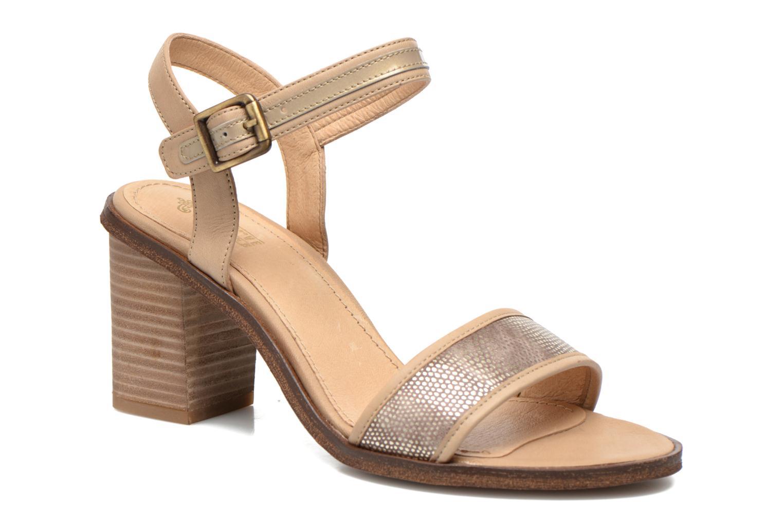 Sandales et nu-pieds Schmoove Woman Trust Amy Beige vue détail/paire