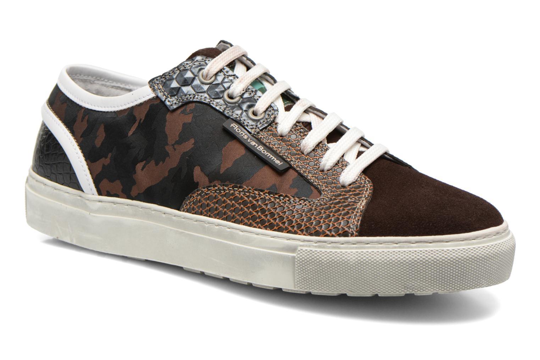 Floris Van Bommel Julien 14345 (braun) Sneaker bei Sarenza