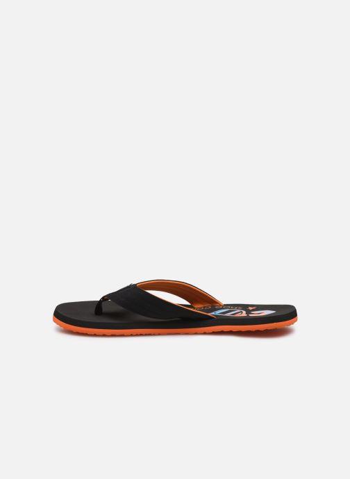 Infradito Cool Shoe Dony Nero immagine frontale