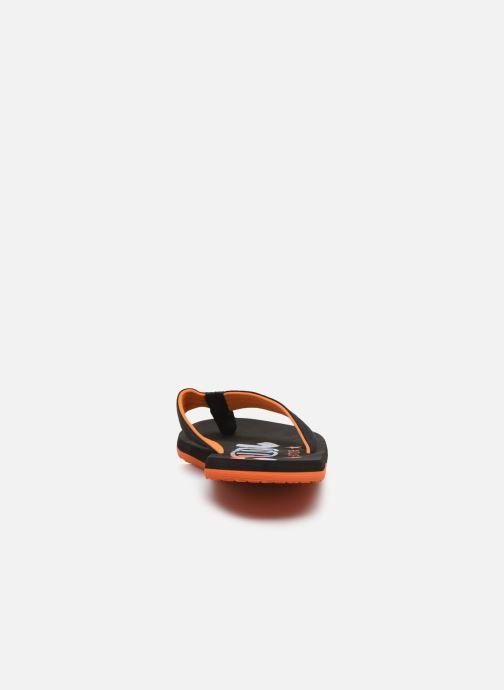 Infradito Cool Shoe Dony Nero immagine destra