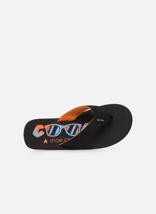 Infradito Cool Shoe Dony Nero immagine sinistra