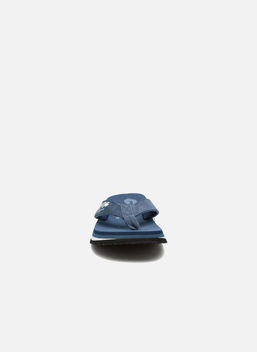 Tongs Cool Shoe Original Bleu vue portées chaussures