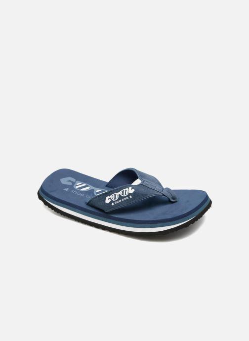 Tongs Cool Shoe Original Bleu vue détail/paire