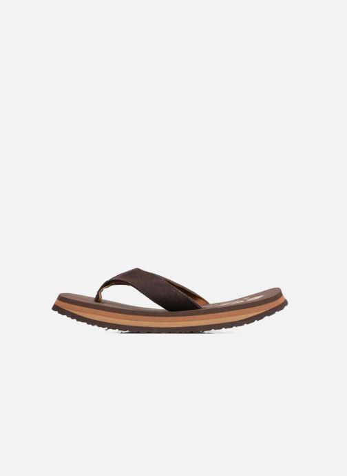 Tongs Cool Shoe Original Marron vue face