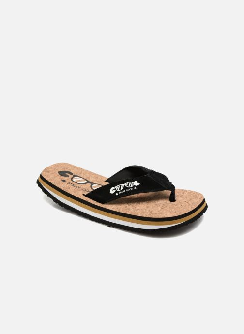 Tongs Cool Shoe Original Beige vue détail/paire