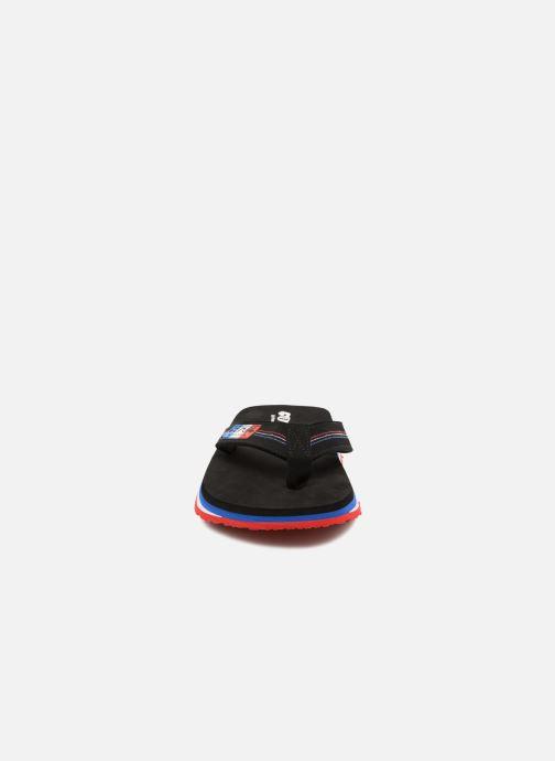 Tongs Cool Shoe Original Noir vue portées chaussures