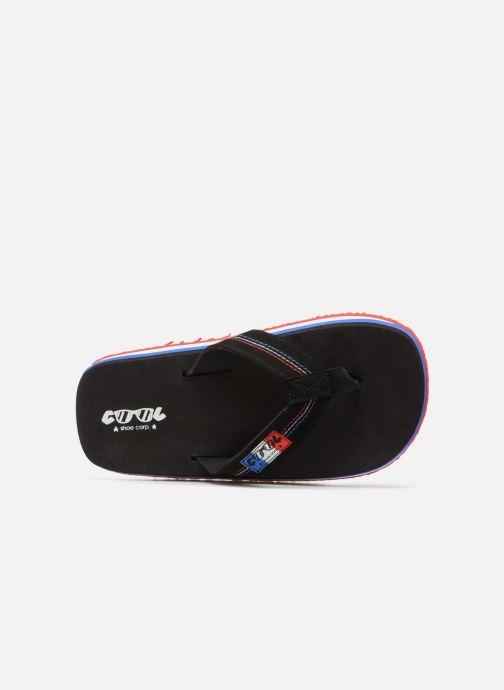 Tongs Cool Shoe Original Noir vue gauche