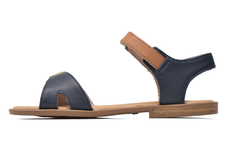 Sandalen Timberland Girls Sheafe Sandal blau ansicht von vorne