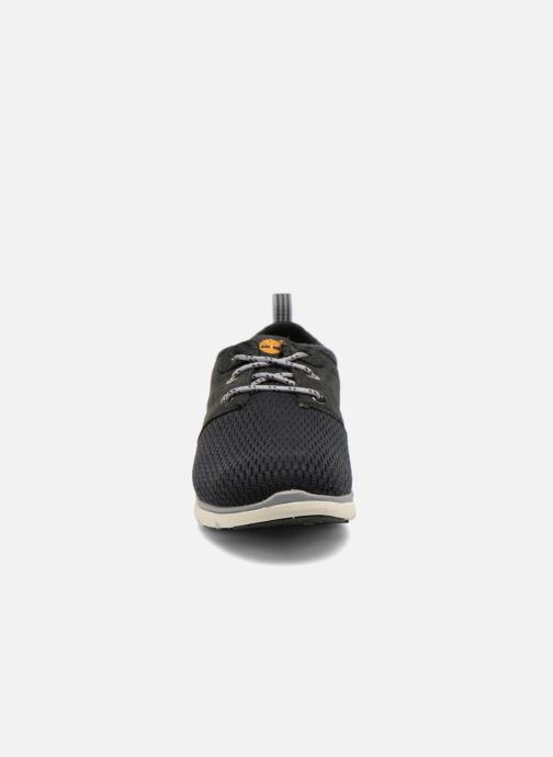 Baskets Timberland Killington Oxford Noir vue portées chaussures