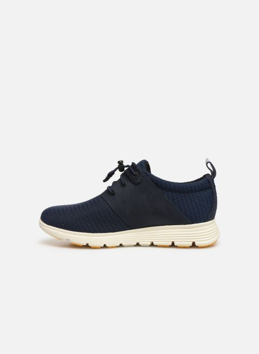 Baskets Timberland Killington Oxford Bleu vue face