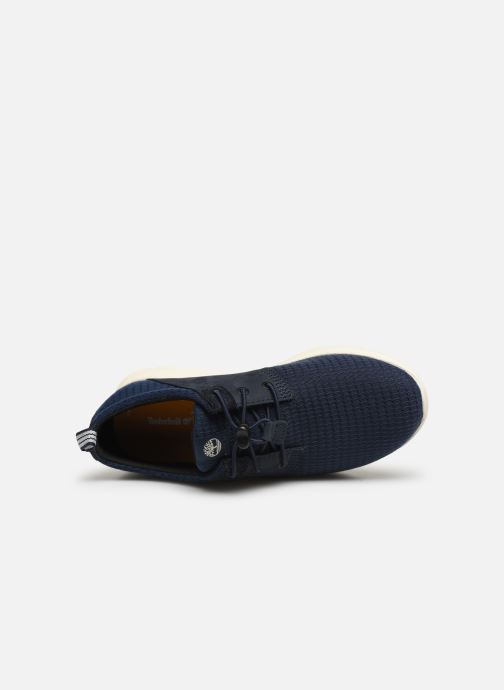 Trainers Timberland Killington Oxford Blue view from the left