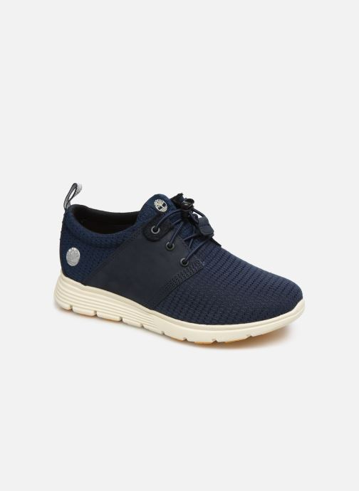 Baskets Timberland Killington Oxford Bleu vue détail/paire