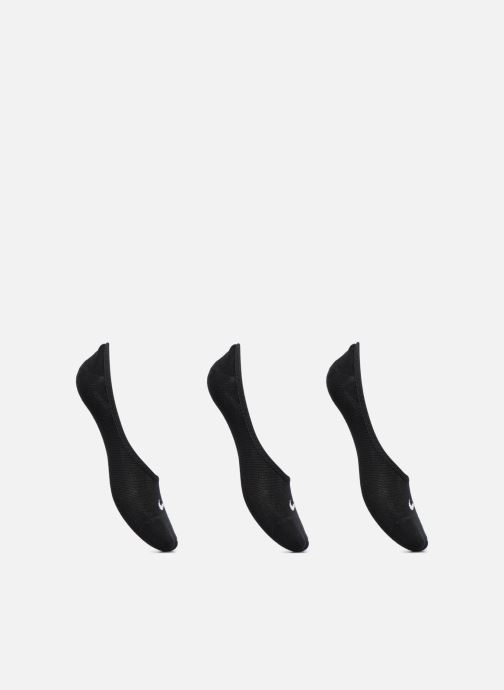 Socks & tights Nike Sport socks 3PPK WOMEN S LIGHTWEIGHT FOOTI Pack of 3 Black detailed view/ Pair view