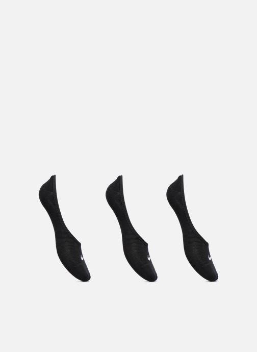 Chaussettes et collants Nike Women's Nike Lightweight Footie Training Sock 3PR Noir vue détail/paire