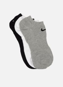 Unisex Nike Performance Lightweight No-Show Training Sock 3PR