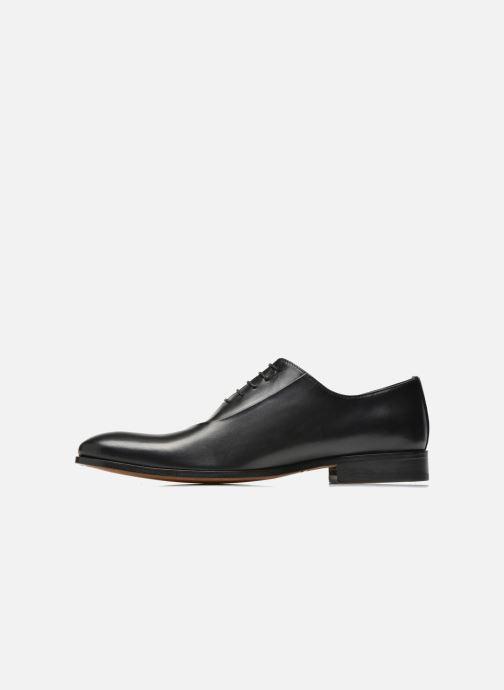 Chaussures à lacets Brett & Sons Raynew Noir vue face