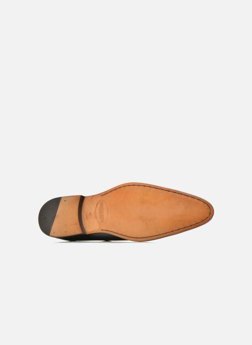 Chaussures à lacets Brett & Sons Raynew Noir vue haut