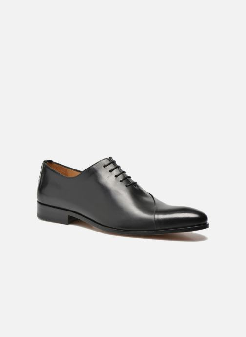 Lace-up shoes Brett & Sons Raynew Black detailed view/ Pair view
