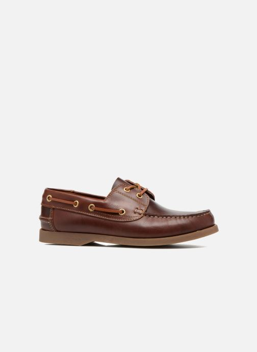 Lace-up shoes Marvin&co Story Brown back view