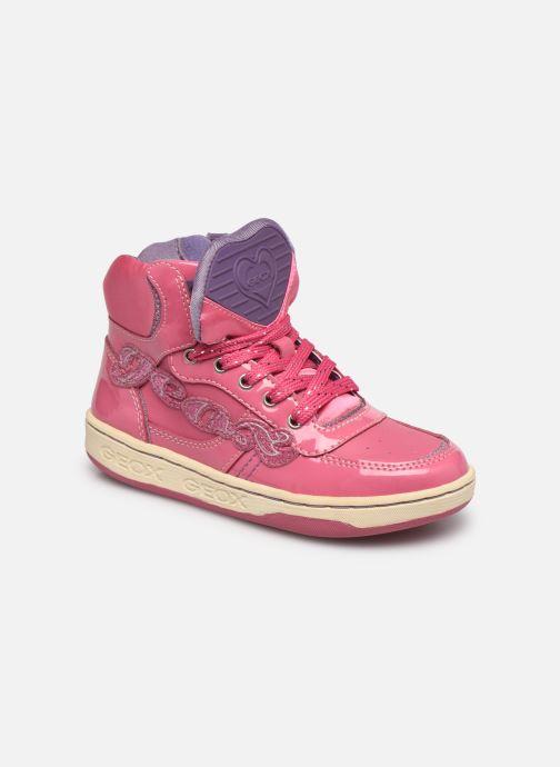 Sneakers Geox JR Maltin J4400B Rosa vedi dettaglio/paio