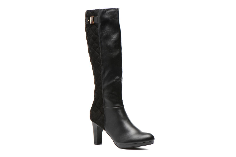 Nuevo (Negro) zapatos Divine Factory Hamana (Negro) Nuevo - Botas en Más cómodo 58e168