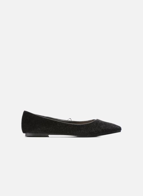 Ballet pumps Divine Factory Koyama Black back view
