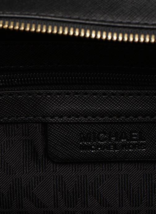 Borse Michael Michael Kors SELMA MD TZ SATCHEL Nero immagine posteriore