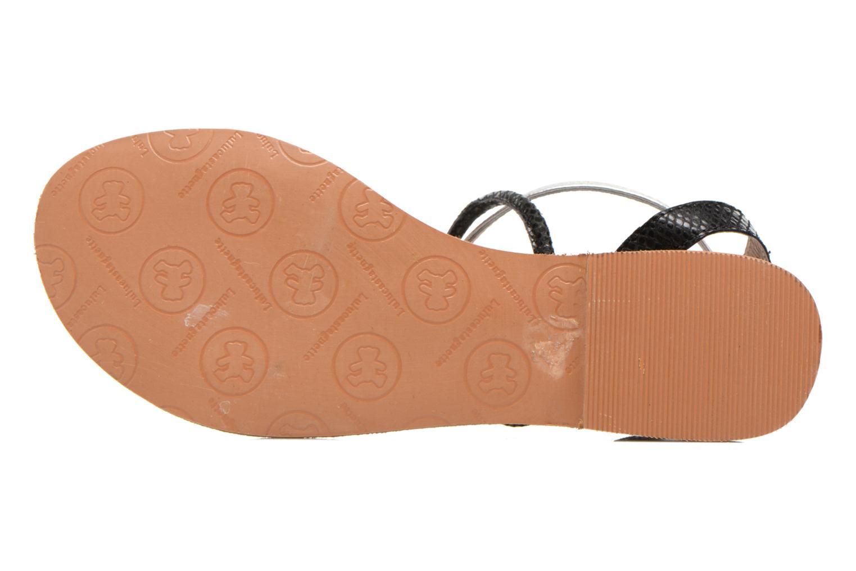 Sandales et nu-pieds Lulu Castagnette LC nutri Multicolore vue haut
