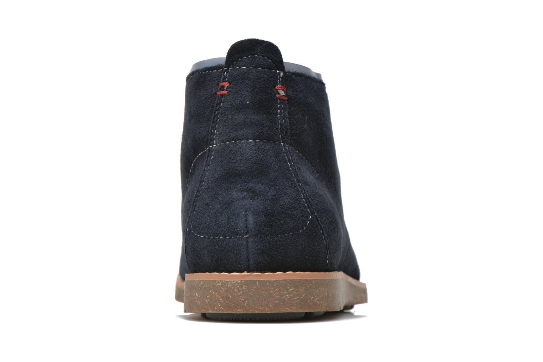 Chaussures à lacets Hush Puppies Roland Jester Bleu vue droite