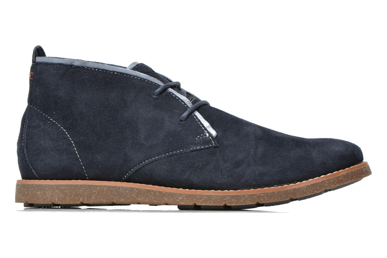 Chaussures à lacets Hush Puppies Roland Jester Bleu vue derrière