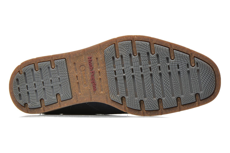 Chaussures à lacets Hush Puppies Roland Jester Bleu vue haut