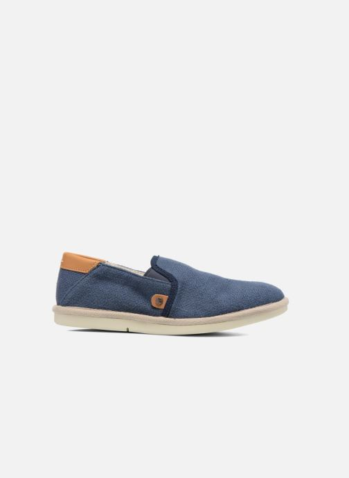 Sneakers Timberland City Shuffler Fabric Plai Blauw achterkant