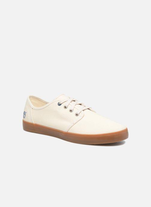 Sneakers Timberland Newport Bay Canvas Plain Bianco vedi dettaglio/paio