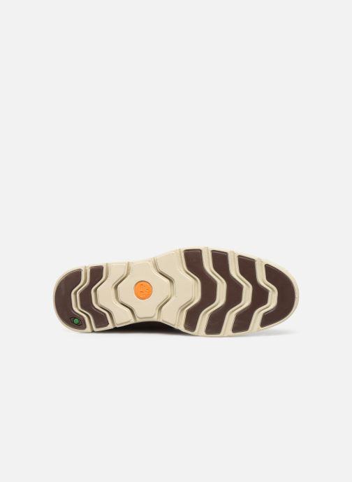 Chaussures à lacets Timberland Bradstreet PT Chukka Marron vue haut