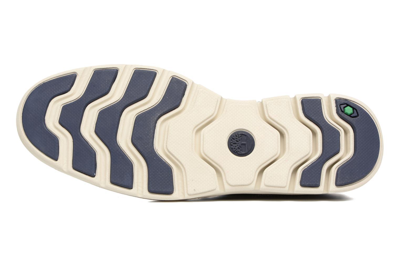 Chaussures à lacets Timberland Bradstreet PT Chukka Bleu vue haut