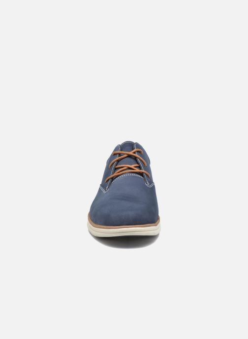 Lace-up shoes Timberland Bradstreet PT Oxford Black model view