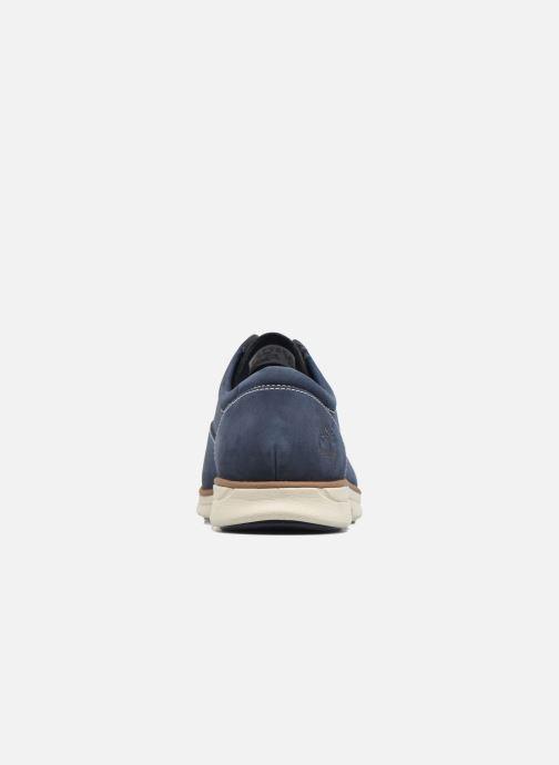 Zapatos con cordones Timberland Bradstreet PT Oxford Negro vista lateral derecha