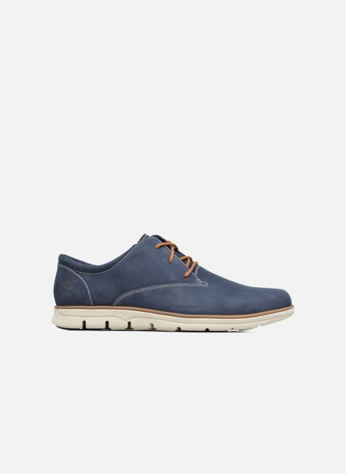 Lace-up shoes Timberland Bradstreet PT Oxford Black back view