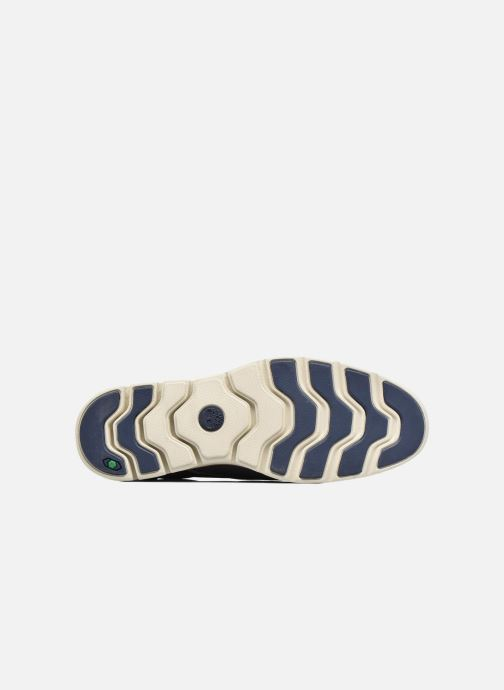 Chaussures à lacets Timberland Bradstreet PT Oxford Noir vue haut
