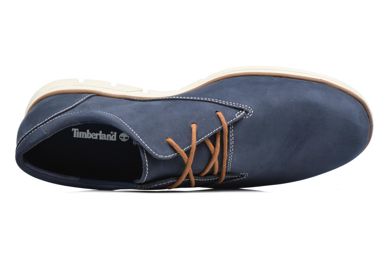 Chaussures à lacets Timberland Bradstreet PT Oxford Noir vue gauche