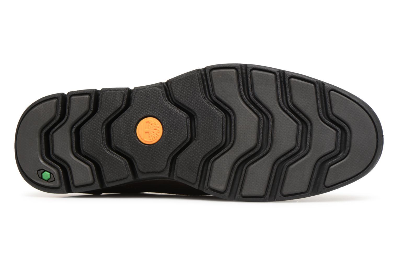 Chaussures à lacets Timberland Bradstreet PT Oxford Marron vue haut