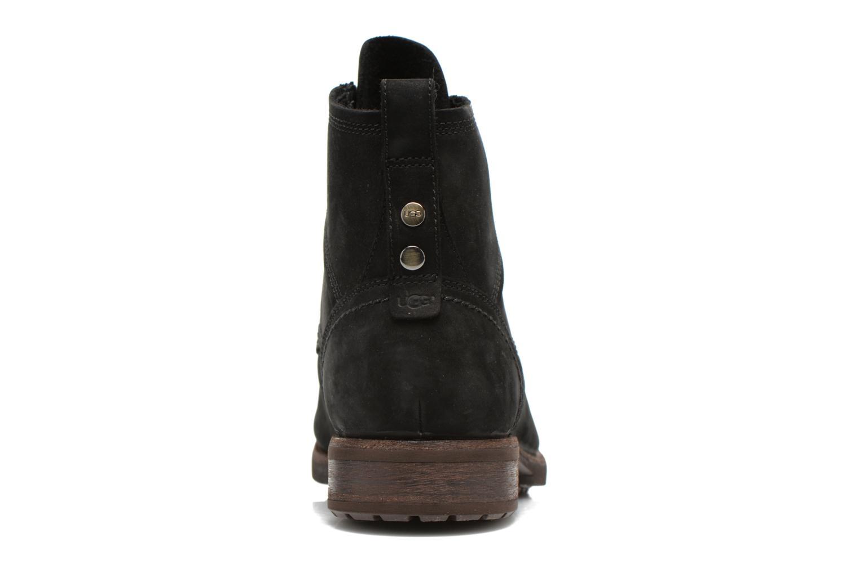 Bottines et boots UGG Parkhurst Noir vue droite