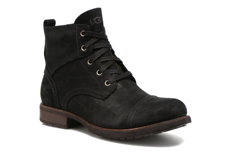 Bottines et boots UGG Parkhurst Noir vue détail/paire