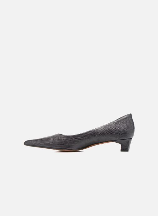 High heels Elizabeth Stuart Orthez 352 Blue front view