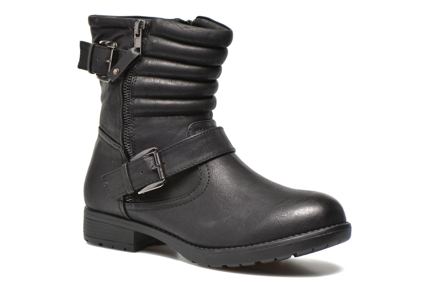 Bottines et boots I Love Shoes THEK Noir vue détail/paire