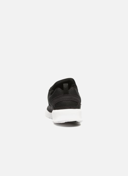 Trainers DC Shoes Heathrow Kids Black view from the right